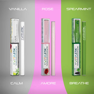 The Vitamin Aromatherapy Diffuser Stick - 3 PACK