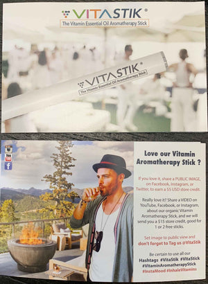VitaStick Wholesale Pack $7 Each
