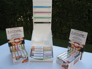 VitaStik Acrylic Display Stick Holder - Retail / Show Vitamin Sticks