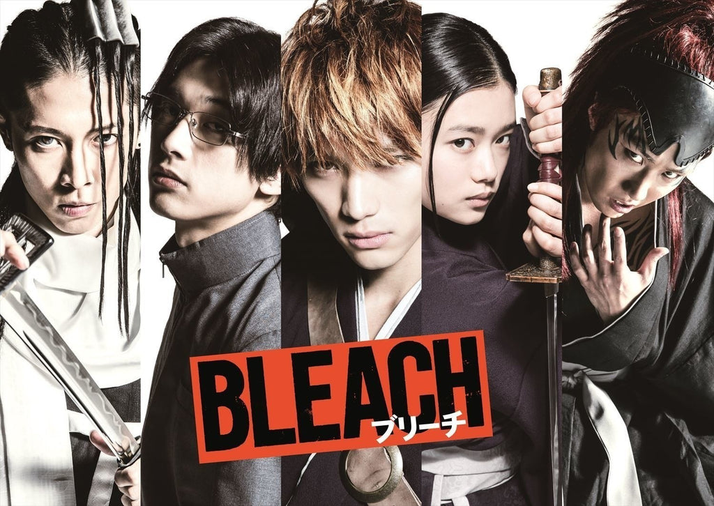 NANI?!?! DID THEY GET IT RIGHT? BLEACH (URBAN ANIME LOUNGE - LIVE ACTION REVIEW)