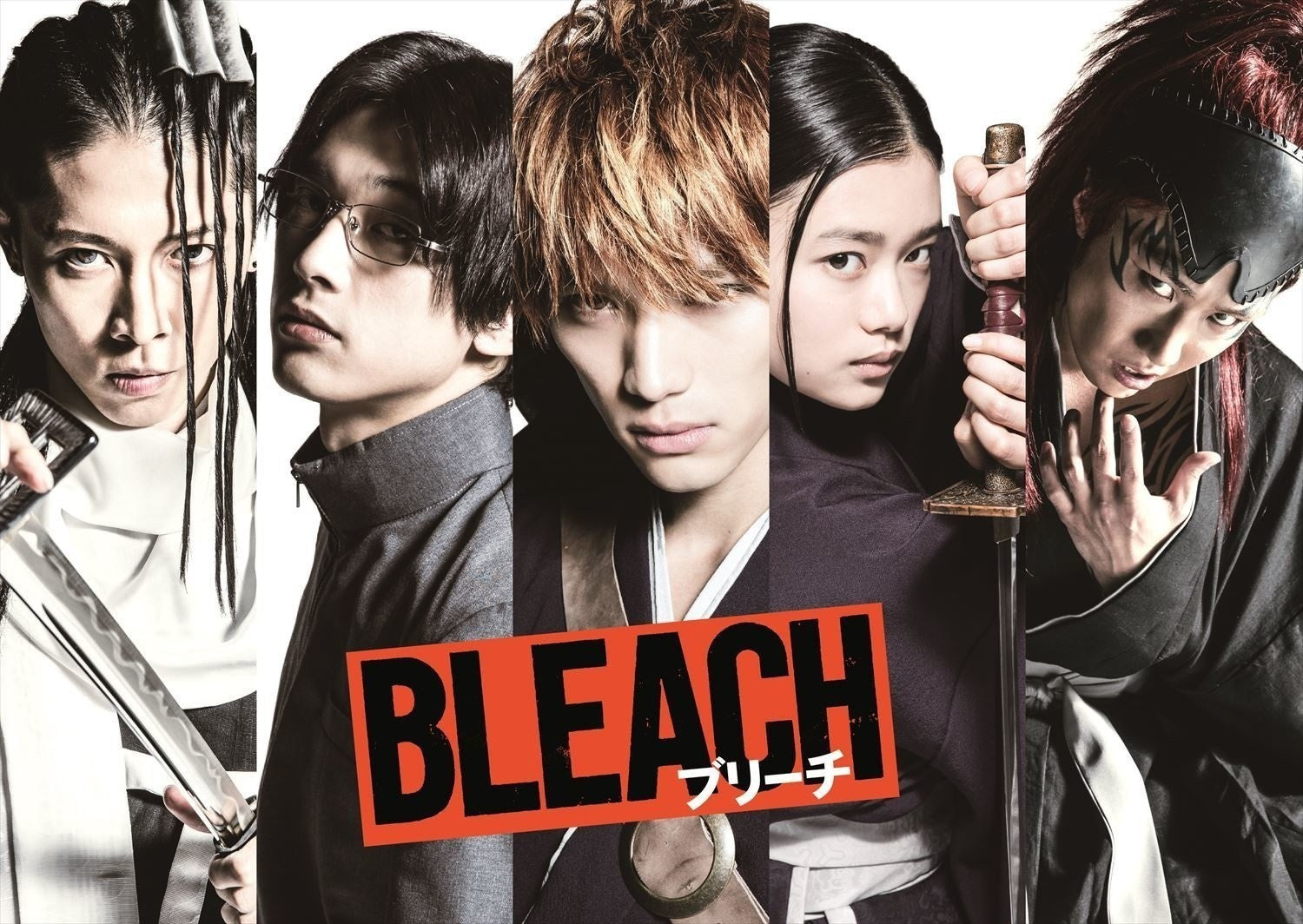 NANI?!?! DID THEY GET IT RIGHT? BLEACH (LIVE ACTION REVIEW)