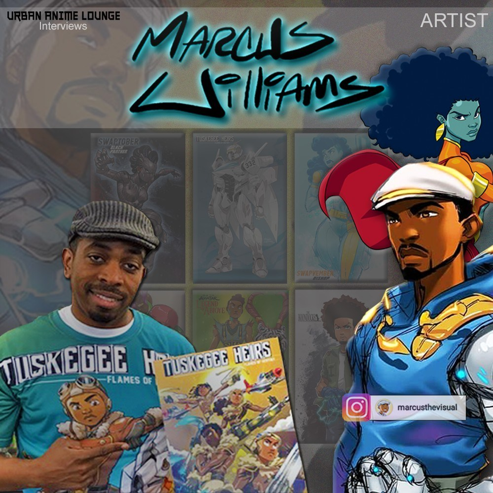 THE MAN BEHIND THE HEIRS: AN INTERVIEW WITH MARCUS WILLIAMS