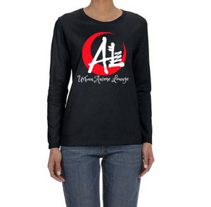 Moonie Long Sleeve T-Shirt (Ladies)