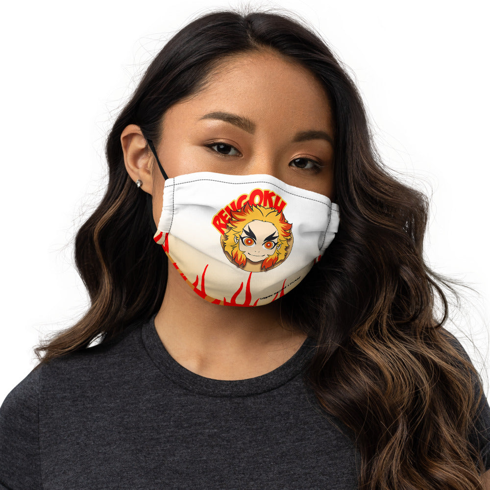 Demon Slayer Premium face mask
