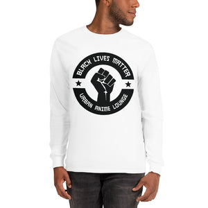 BLM Shield Men's Long Sleeve Shirt
