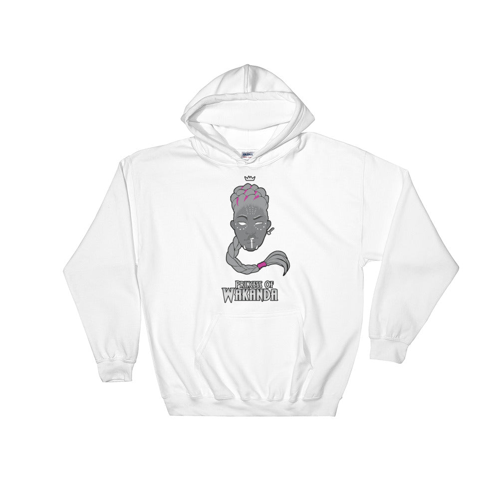 Princess Hooded Sweatshirt (Unisex)
