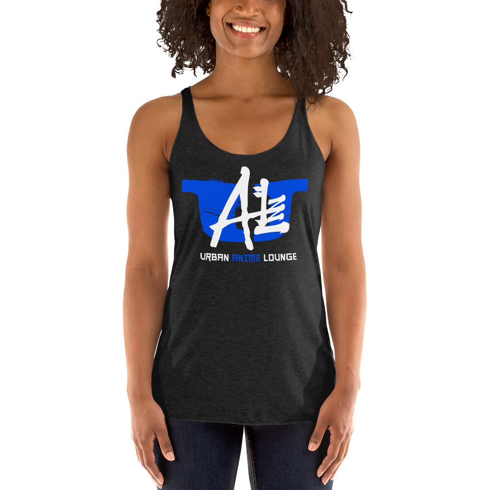 UAL 2.0 (Cool Blue) Women's Racerback Tank