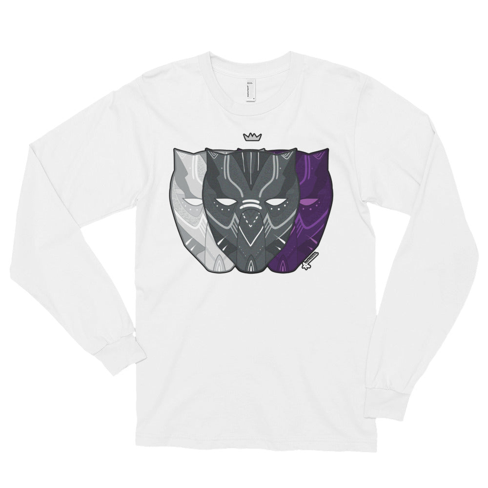 Wakanda BP Long Sleeve T-Shirt (Unisex)