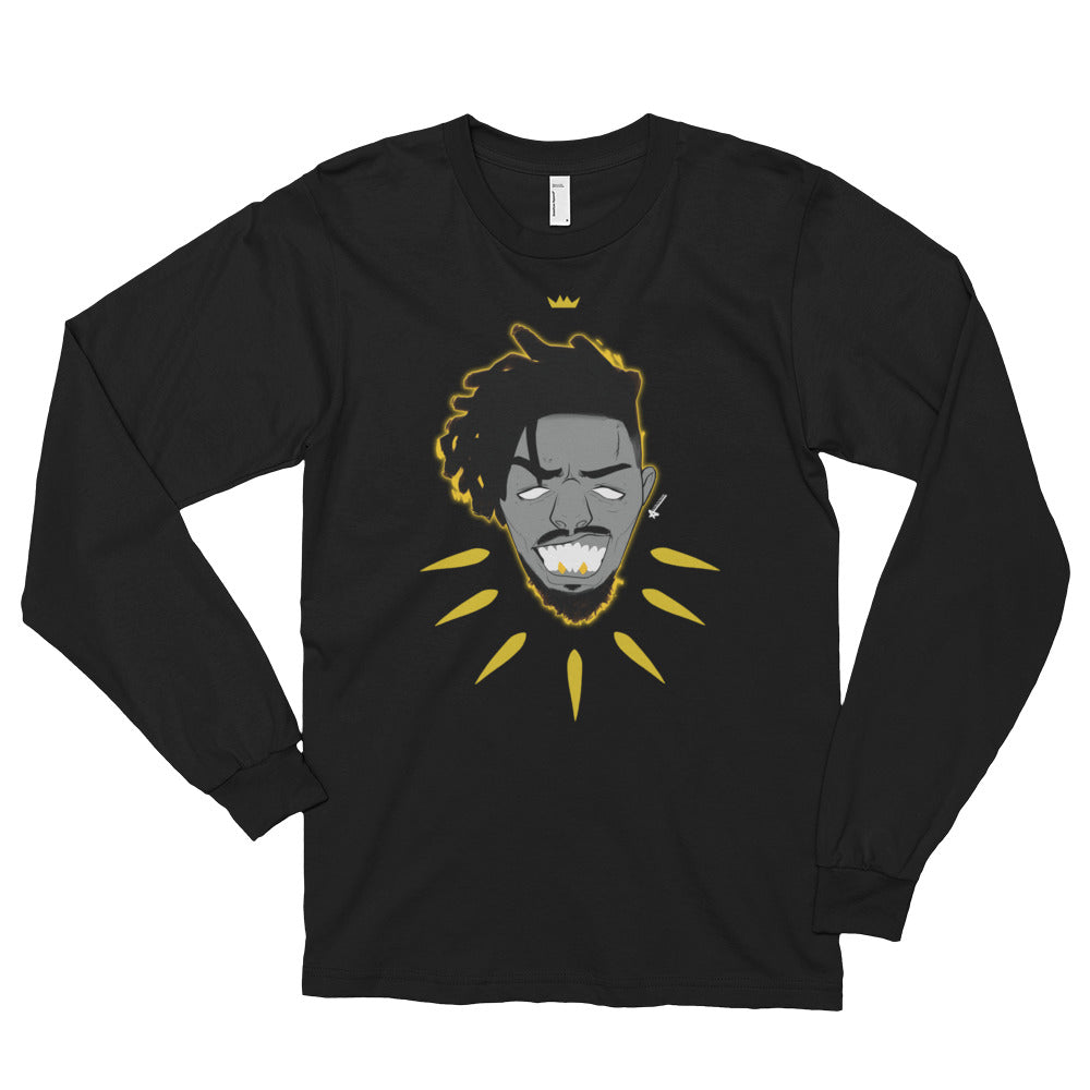 Erik Long Sleeve T-Shirt (Unisex)
