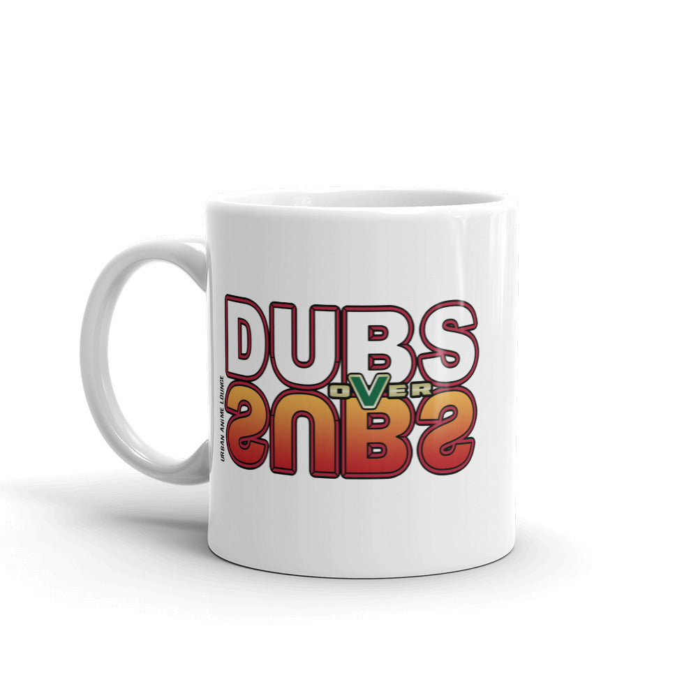 Dubs over Subs Mug