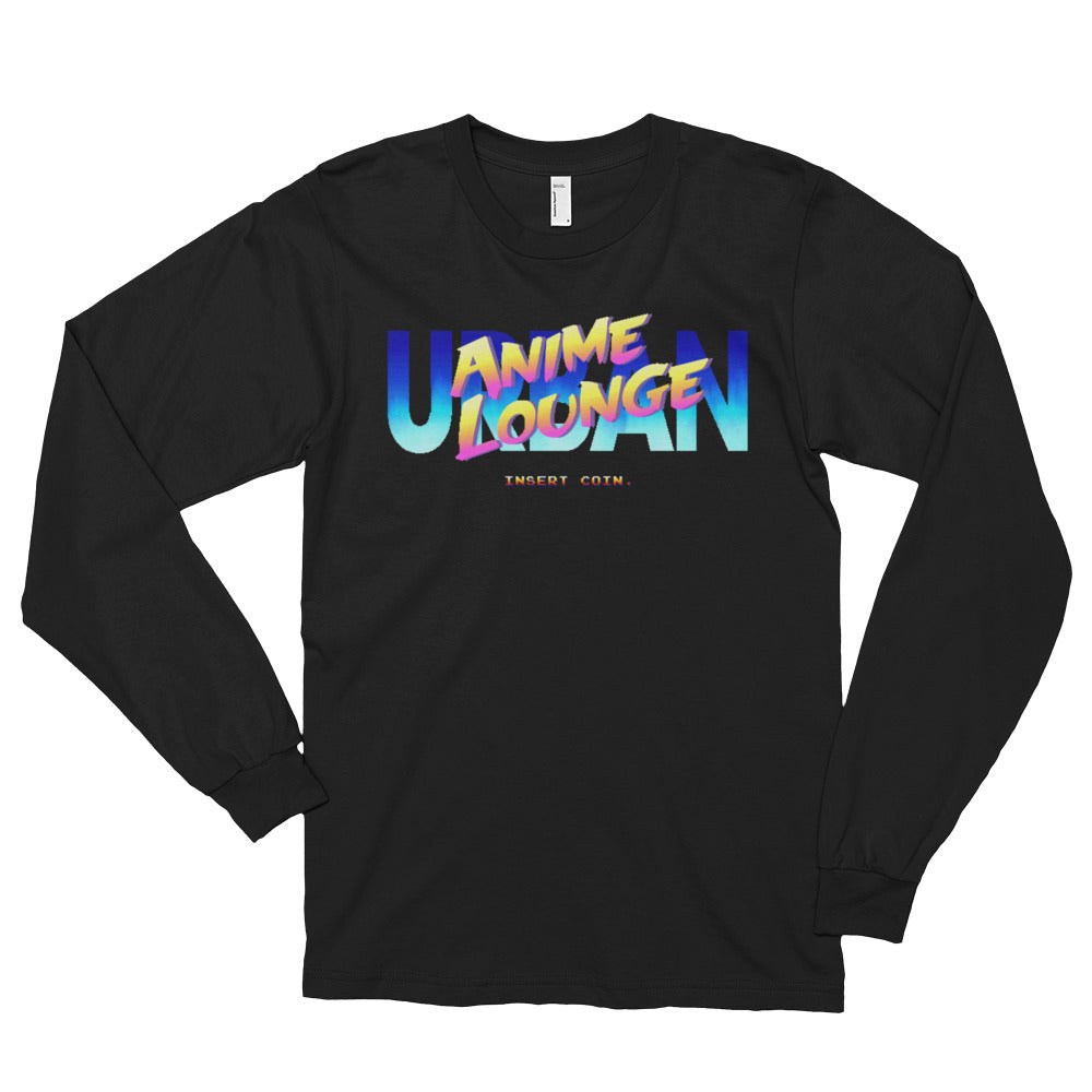Insert coin Long sleeve t-shirt (unisex)