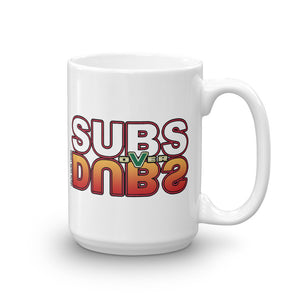 Subs over Dubs Mug