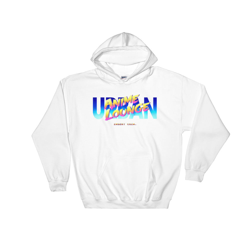 Insert Coin Hooded Sweatshirt