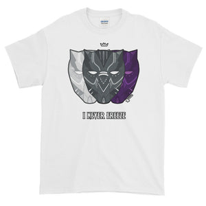 Never Freeze Short Sleeve T-Shirt (Men's)