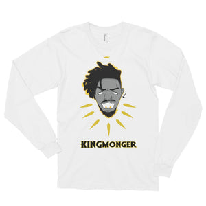 Kingmonger Long Sleeve T-shirt (Unisex)