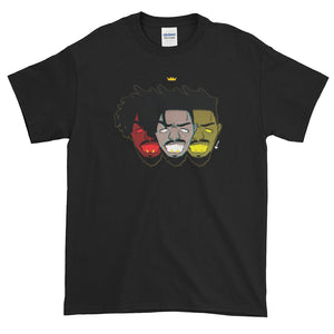 Wakanda KM Short Sleeve T-Shirt (Men's)