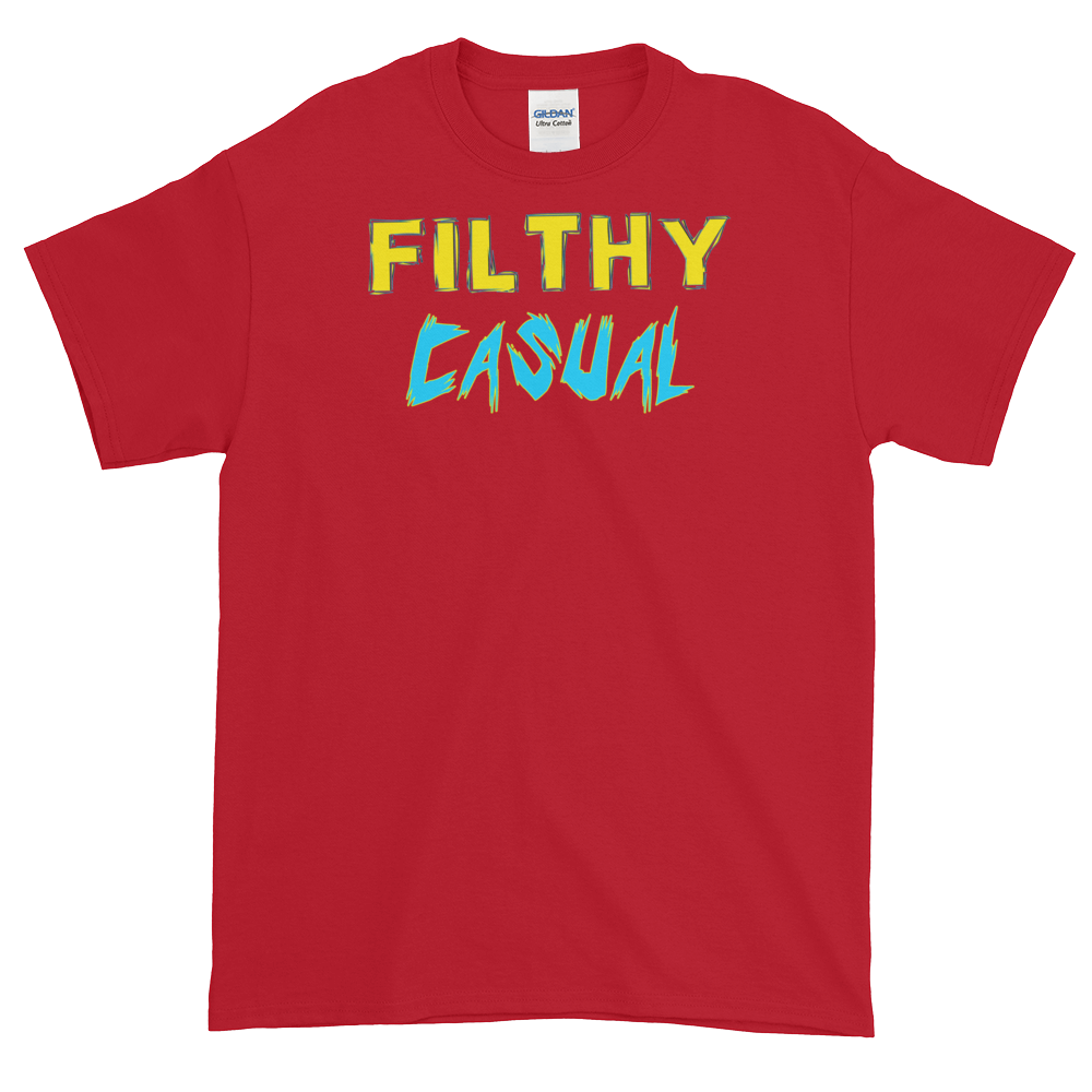 Filthy Casual  Short-Sleeve T-Shirt