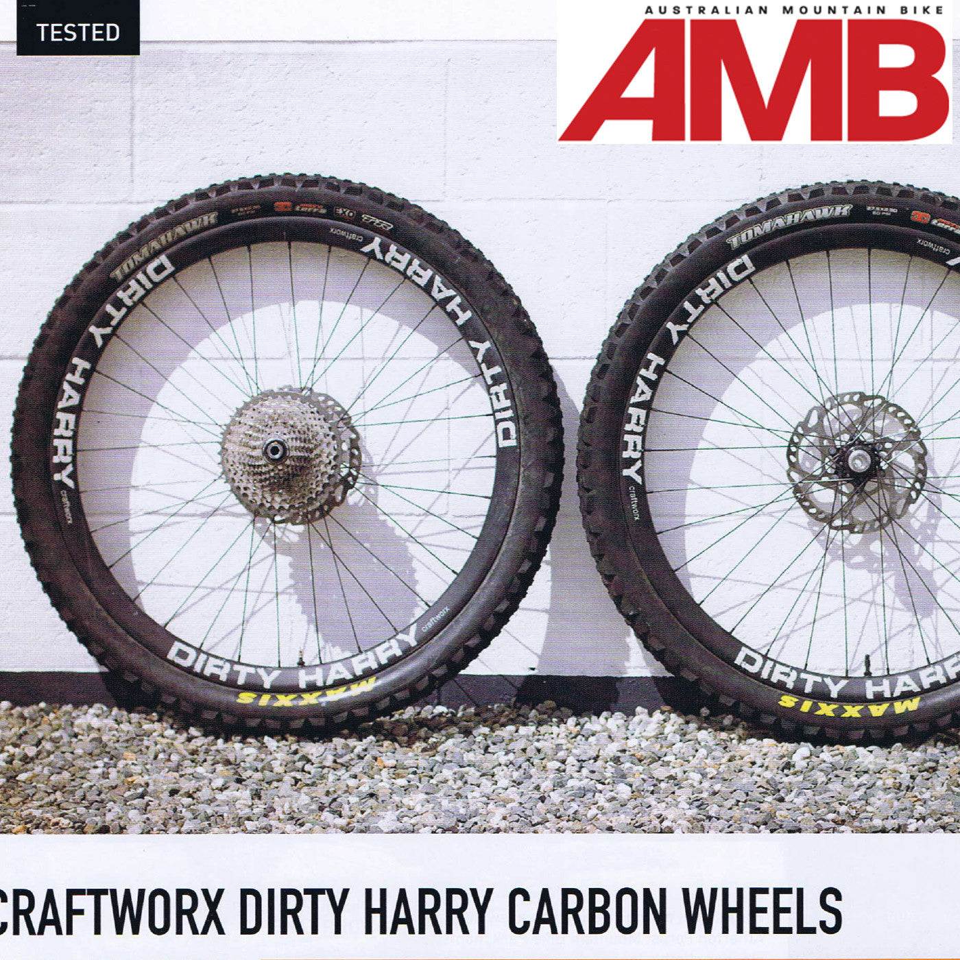 TESTED: Dirty Harry Carbon Wheels