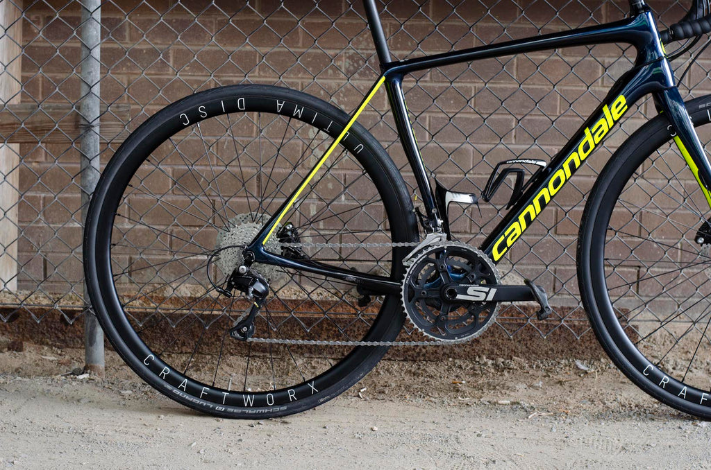 cannondale synapse carbon craftworx ultima disc 30 review