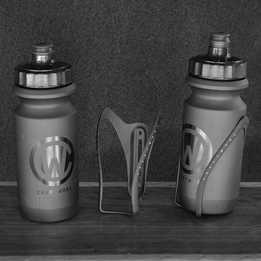 Ultima Carbon Cage & Soft Squeeze Bottle Pack