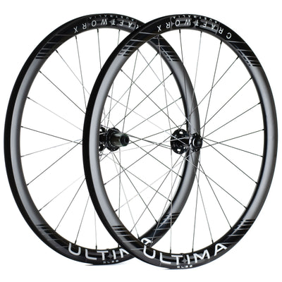 Ultima Carbon SL38 Disc | 1471g