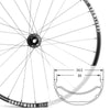 Gravity | 27.5 | Mountain Bike Wheels | from 1772g