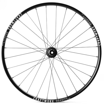 Gravity | 27.5 | Mountain Bike Wheelset | 1772g | 18mm Deep | 34.5mm Wide
