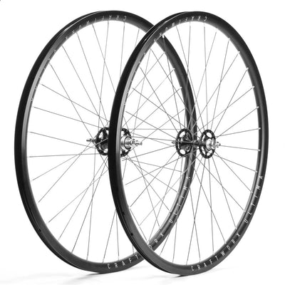 ULTIMA 25 OMNIUM | 700C | TRACK/FIXIE WHEELSET | 1837G | 25MM DEEP | 24MM WIDE