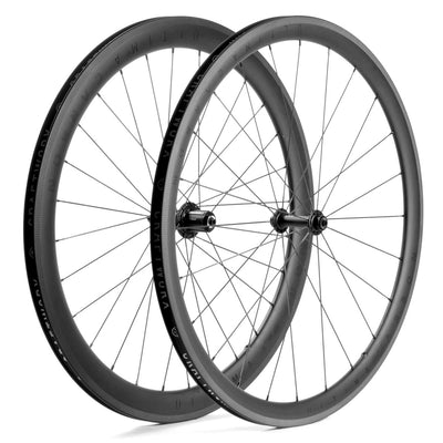Ultima Aero SL HD | Carbon | Road Wheelset | 1524g | 38/50mm Deep | 25mm Wide
