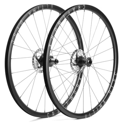Ultima 30 HD | Alloy | Road Disc Wheelset | 1803g | 30mm Deep | 24mm Wide