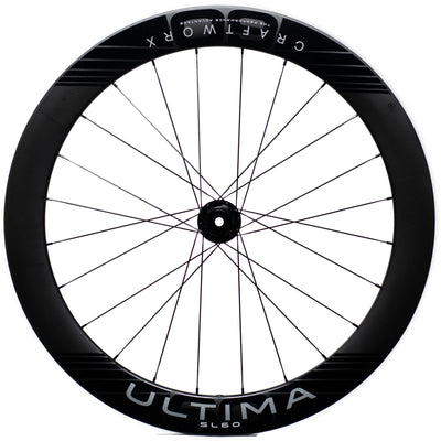 Ultima Carbon SL60 Disc | 1649g