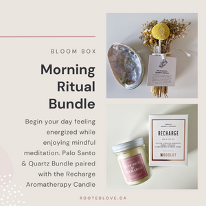 Morning Ritual - Rooted Love Bloom Bundle