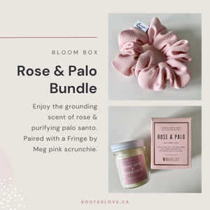 Rose & Palo - Rooted Love Bloom Bundle