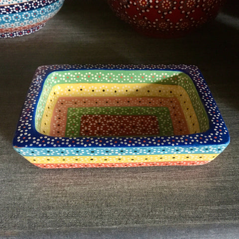 Soap Dish / Rainbow