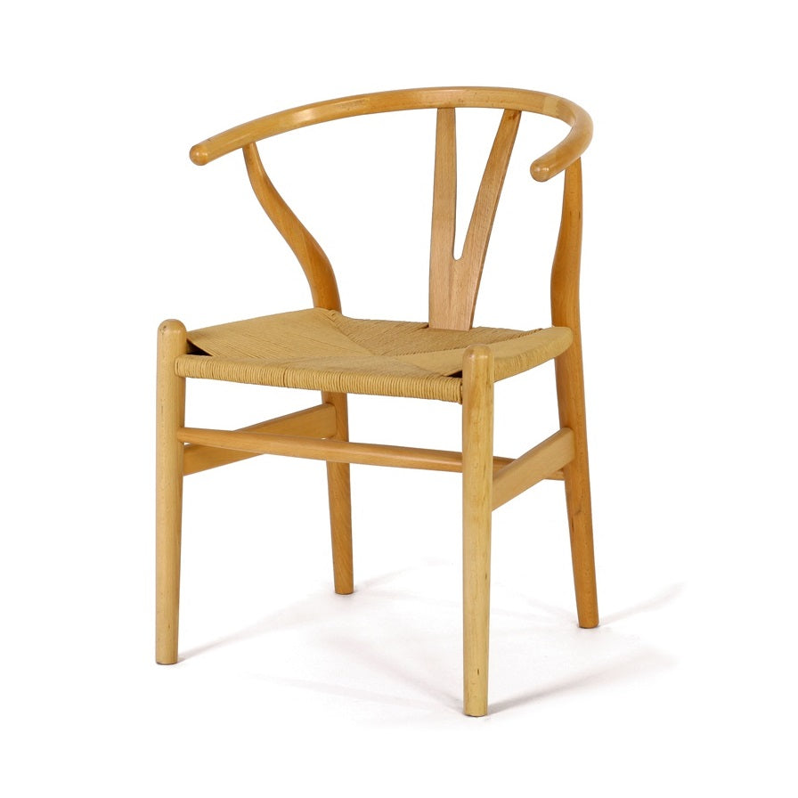 Wishbone Timber Chair