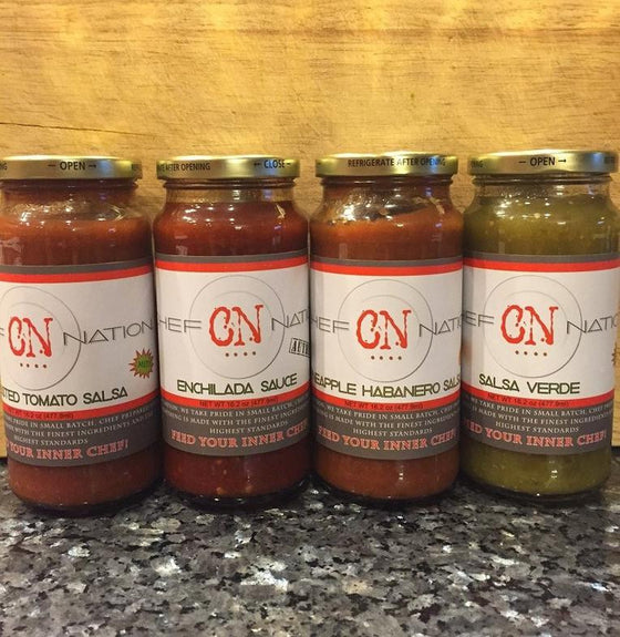 Chef Nation 4 in 1 Pack