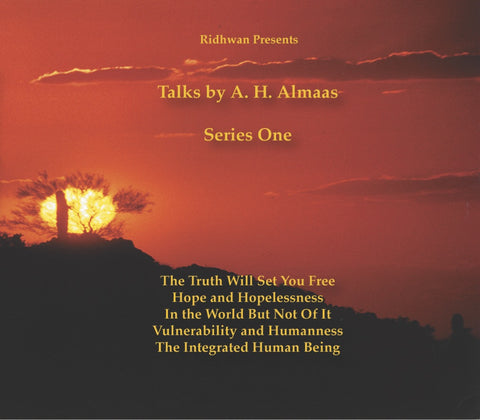 Series One: Talks by A. H. Almaas (CD Set)