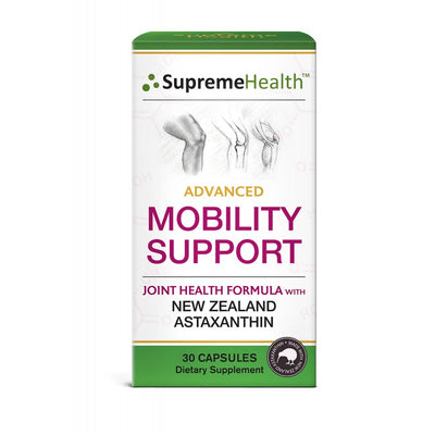 AstaSupreme Advanced Joint Mobility 30cap