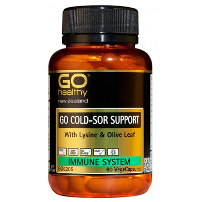 GO COLD-SOR SUPPORT 30s