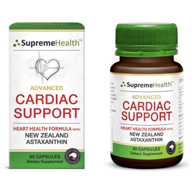 AstaSupreme Advanced Cardiac Support 60 caps