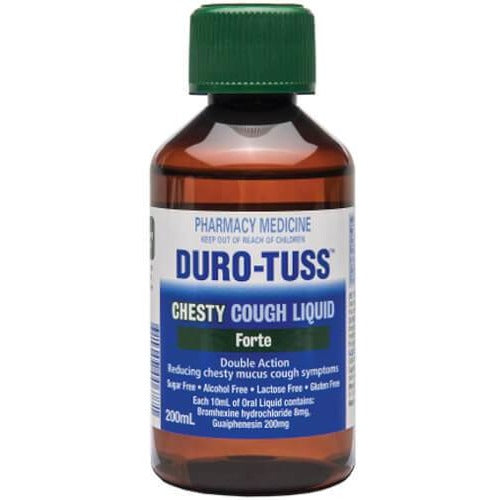 Duro-Tuss CHESTY FORTE Cough Syrup 200ml