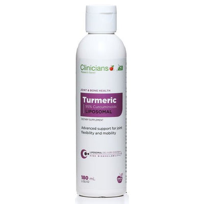 Clinicians Liposomal Turmeric Liquid 180ml
