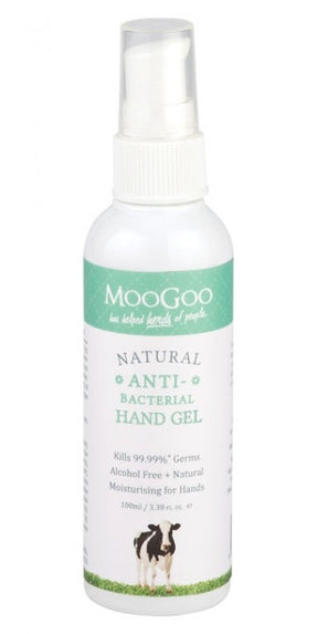 MOOGOO Anti-Bacterial Hand Gel 100g