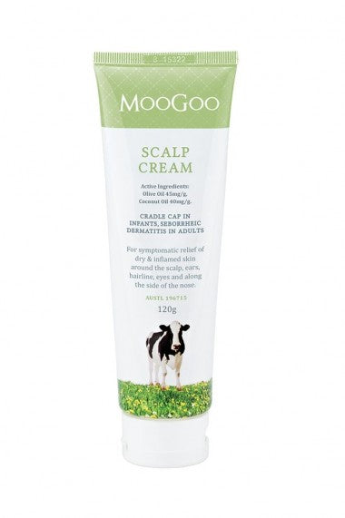 MOOGOO Scalp Cream 120gm