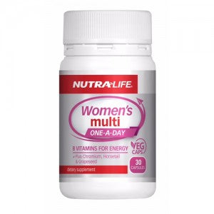 Nutra Life Womens Multi 30s