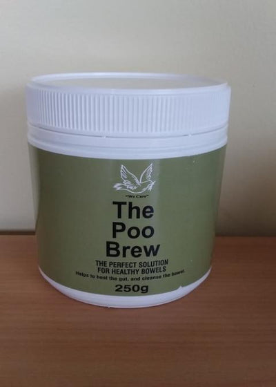 Poo Brew - Bowel Cleanse & Gut Repair 250g Pot