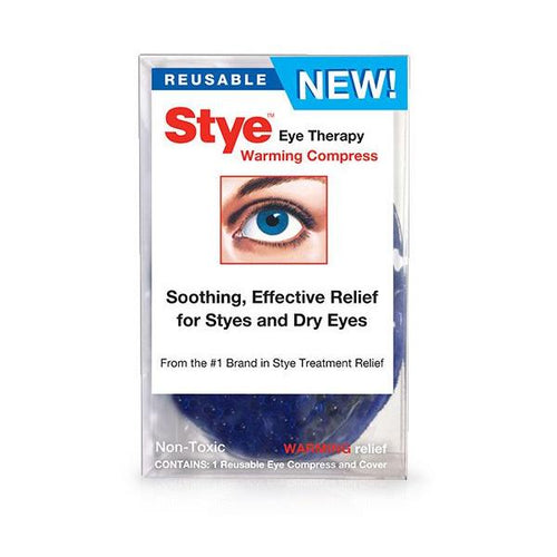 Stye Away - 1 Resusable Eye Warming Compress