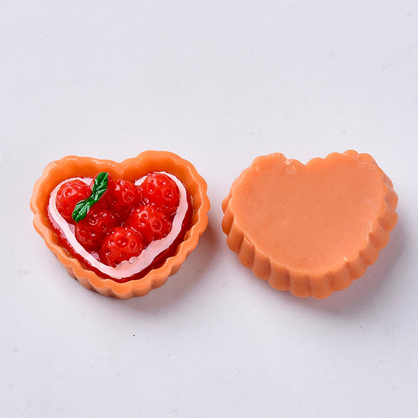 Strawberry Shortcake Hearts
