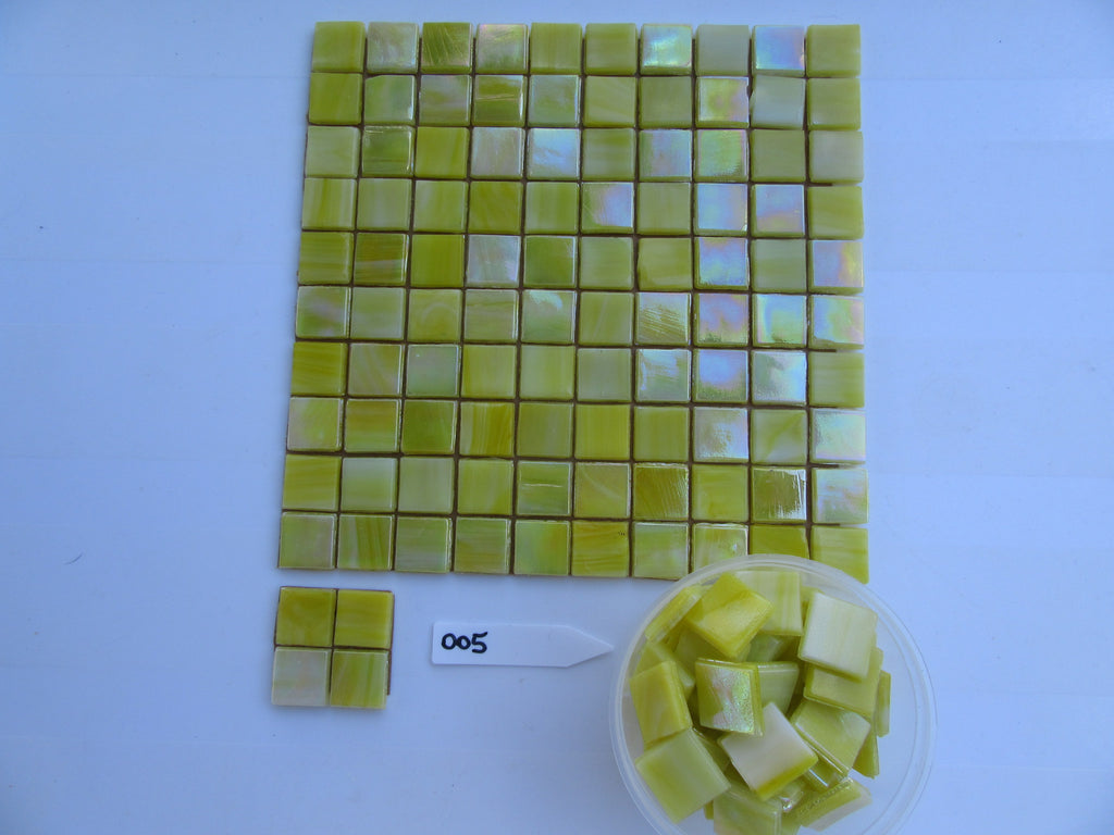 VGT005  Vibrant Glass Tile