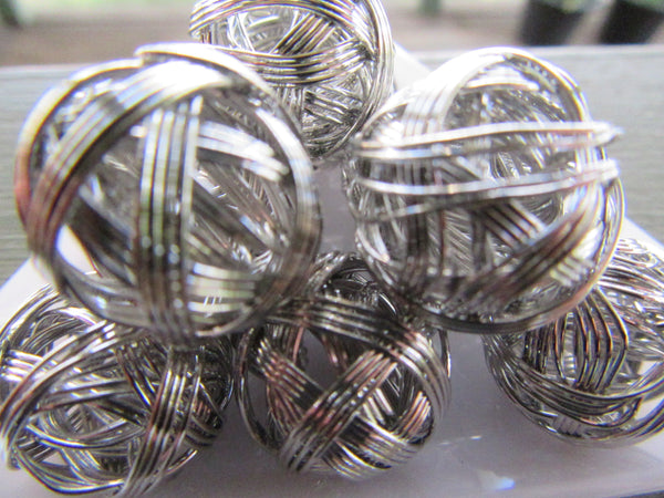 Wire Wrap Beads